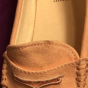 Cole Haan Shoes - Cole Haan Pink Pinch Maine Classic slip ons Sz 8.5
